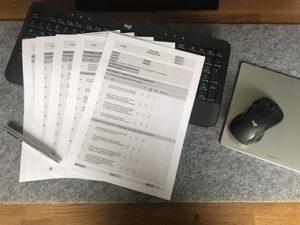 Audit Checklisten
