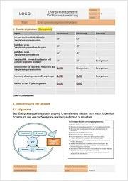 Verfahrensanweisung Muster
